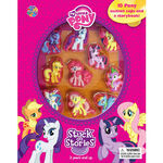 My Little Pony Stuck on Stories packaging