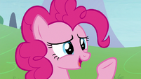 """Pinkie """"what are you apologizing to me for?"""" S8E3"""