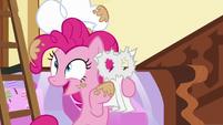 Pinkie -Shining Armor and Princess Cadance...- S5E19