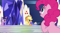 "Pinkie Pie ""pretty much the same"" S9E14"