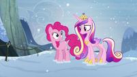 Pinkie with Cadance S5E11