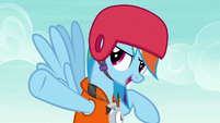 """Rainbow """"ready to smash the all-time"""" S8E9"""