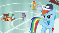 """Rainbow Dash """"anything to worry about"""" S9E15"""
