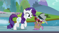 """Rarity """"nopony else is available"""" S8E11"""