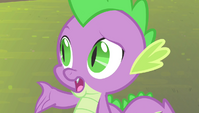"""Spike """"have to at least give it a shot"""" S4E24"""