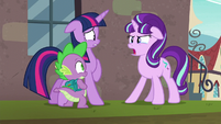 Starlight --...because I was too afraid another...-- S5E26