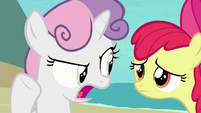 """Sweetie Belle """"I'm not the one who dashed"""" S8E6"""