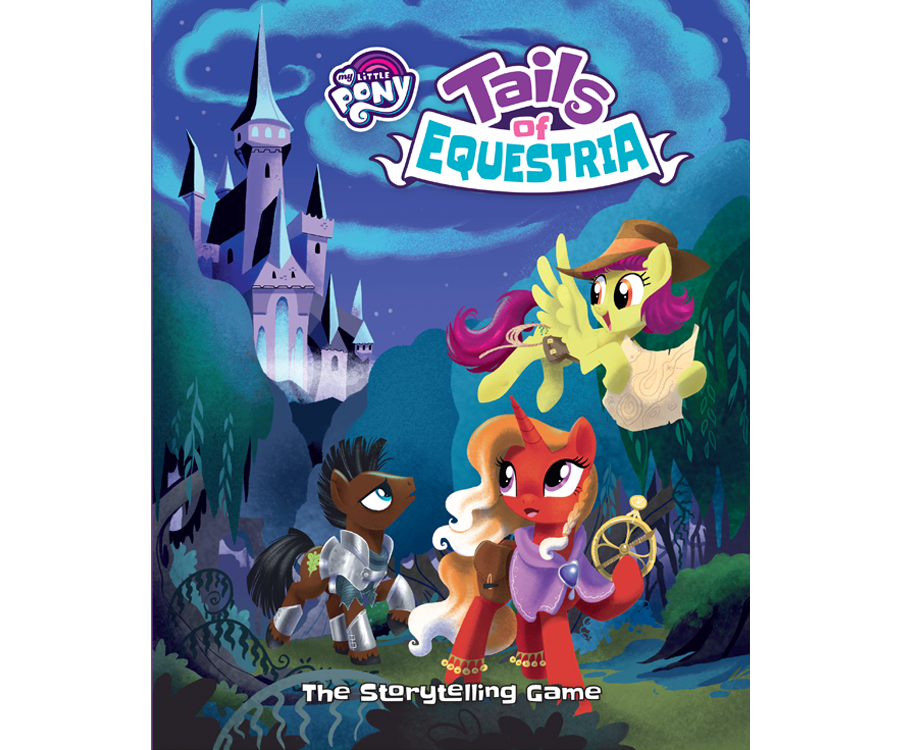 Workshop/My Little Pony: Tails of Equestria - The Storytelling Game