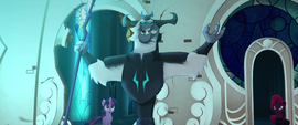 """The Storm King """"now I truly am"""" MLPTM"""