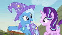 "Trixie ""he transformed!"" S7E17"