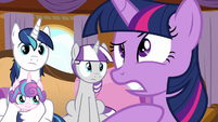 Twilight -promise that my family gets to do- S7E22