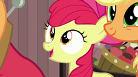 "Apple Bloom ""Dad was super honest!"" S7E13"