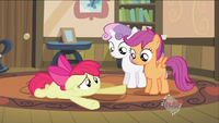 Disappointed Apple Bloom S2E12