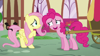 "Pinkie ""What did you say?"" S5E19"