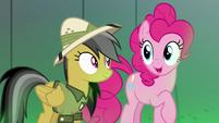 """Pinkie Pie """"I knew we'd do it!"""" S7E18"""