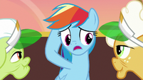 """Rainbow Dash """"sorry I misjudged you"""" S8E5"""