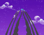 S01E26 Wonderbolts są coraz wyżej