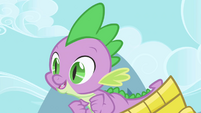 """Spike """"Look on the bright side"""" S1E01"""