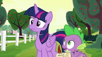 Spike --if they all blame each other-- S6E22