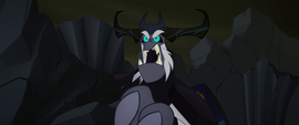 """The Storm King """"that's my staff!"""" MLPTM"""