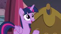 "Twilight ""how much I've improved"" S9E17"