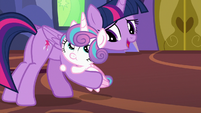 """Twilight """"that was a very advanced spell"""" S7E3"""