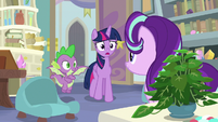 "Twilight ""very important to discuss"" S9E20"