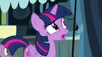 """Twilight Sparkle """"not since we told her"""" S8E18"""