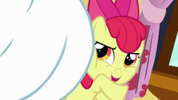 "Apple Bloom ""A place where we'll go on to solve even more!"" S6E4"
