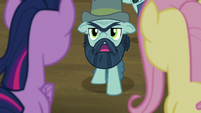 """Big Daddy McColt """"I don't believe we've ever been friends"""" S5E23"""