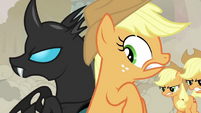 Changeling turns back to normal S2E26