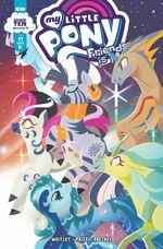 Comic issue 92 cover RI