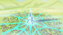 Crystal Empire back to normal S9E1