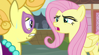 """Fluttershy """"I didn't think so"""" S7E14"""