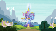 Friendship Rainbow Kingdom glowing radiantly S4E26.png