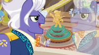 """Gladmane """"you're the only ponies to ever figure out"""" S6E20"""