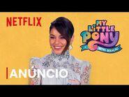 My Little Pony- Nova Geração - Anúncio oficial - Netflix Brasil -Shorts