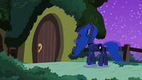 Princess Luna waiting S2E4