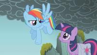 "Rainbow ""still think it was a good idea"" S1E07"