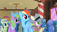 Rainbow Dash ok... S2E8