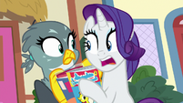 Rarity -as much time with me as possible!- S9E19