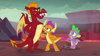 """Smolder """"a lot of fun to catch up on"""" S9E9"""