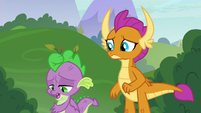 """Spike """"Twilight just doesn't get it"""" S8E24"""