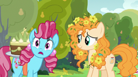 "Chiffon Swirl ""you and Bright Mac?"" S7E13"