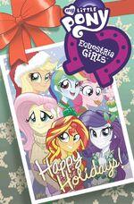 Equestria Girls Holiday Special alt cover A