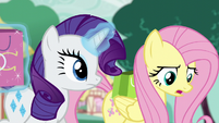 """Fluttershy """"I just hope he's up to the task"""" S6E11"""