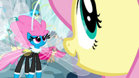"""Fluttershy """"all kinds of creatures"""" S4E16"""