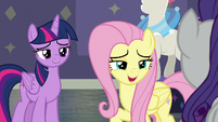 """Fluttershy """"don't exactly have what it takes"""" S8E4"""