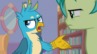 """Gallus """"I don't know every detail"""" S8E22"""