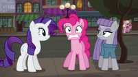 """Pinkie Pie accentuating """"PSSSD..."""" S6E3"""